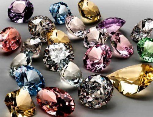 Gekleurde Diamanten