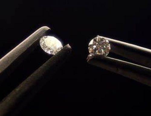 Hoe weet ik of mijn diamant echt is?
