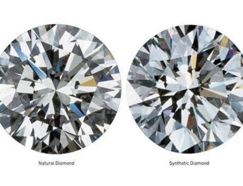 Lab-grown diamanten